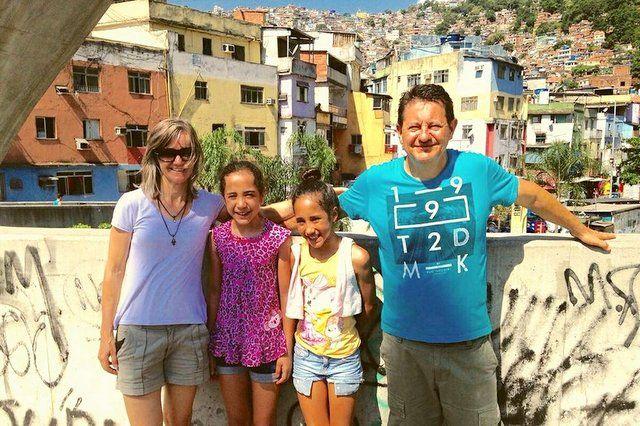 Que lugares visitar en Rio de Janeiro Favela Rocinha