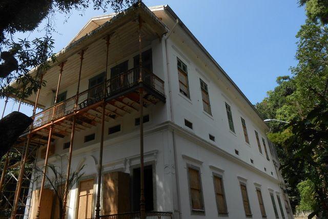 Museo Historico da Cidade parque da cidade Rio de Janeiro