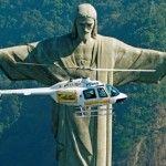 Vuelo en helicóptero tours guiados de Rio de Janeiro