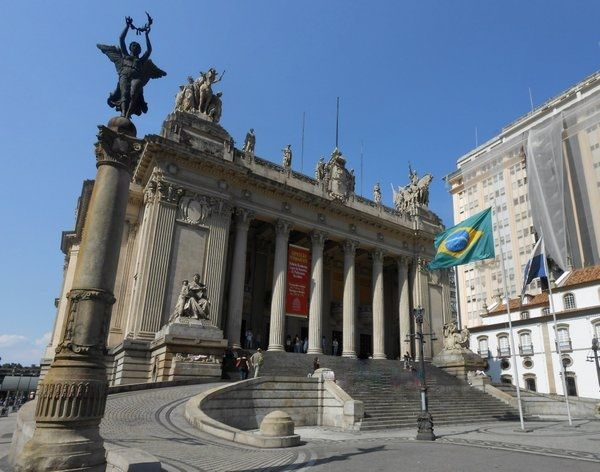 Palacio Tiradentes Rio de Janeiro