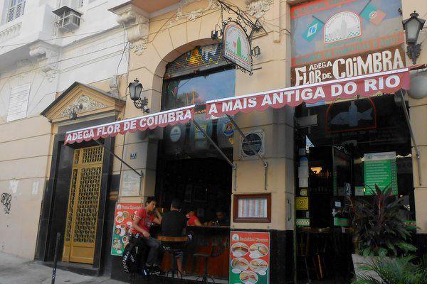 Adega Flor de Coimbra restaurantes en rio de janeiro