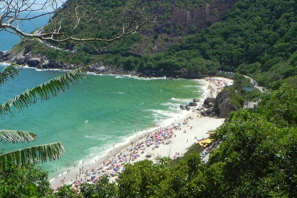 Playa de Prainha Parque da Prainha Rio de Janeiro