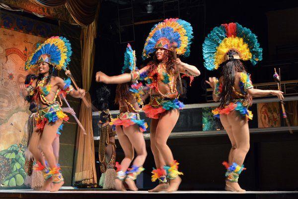 Bailes de carnaval Rio de Janeiro ciudad de rio de janeiro
