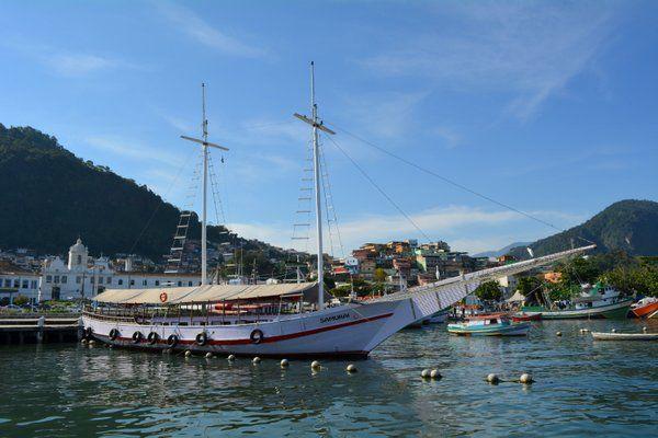 Puerto de Angra dos Reis Rio de Janeiro
