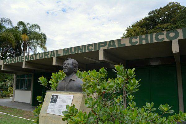Monumento a Chico Mendes Parque Chico Mendes Rio de Janeiro