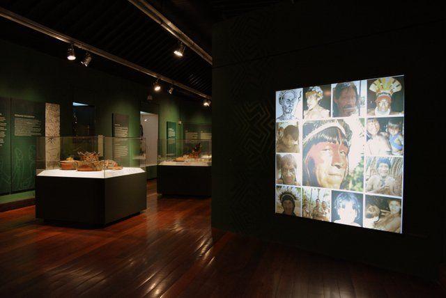 Sala Oreretama Museo Historico Nacional Rio de Janeiro