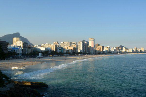 Leblon Playas de Rio de Janeiro
