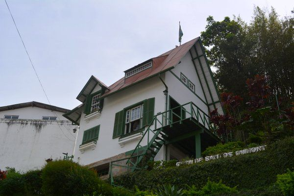 Museo Casa de Santos Dumont Petropolis Rio de Janeiro