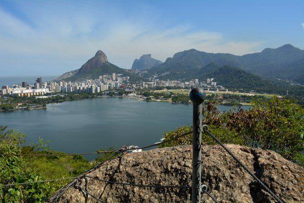 Parque da Catacumba Areas verdes de Rio de Janeiro