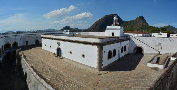 Fortaleza de Santa Cruz Fuertes y Fortalezas de Rio de Janeiro