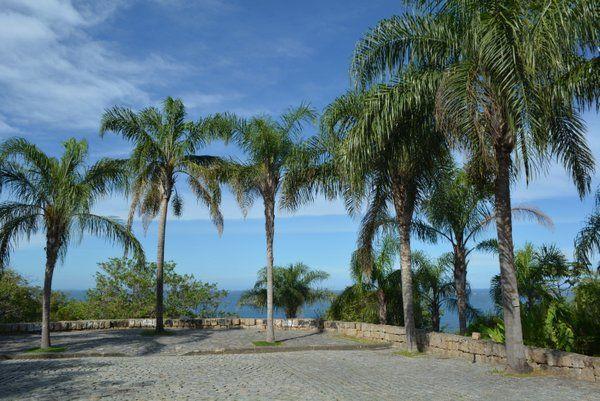 Una de las terrazas del Parque Dois Irmaos Rio de Janeiro