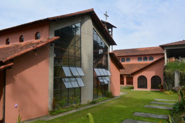 Monasterio de la Virgen Petropolis Rio de Janeiro
