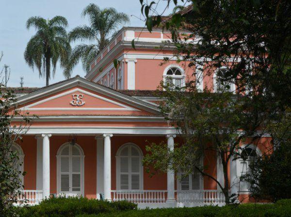 Casa de la Princesa Isabel Petropolis Rio de Janeiro