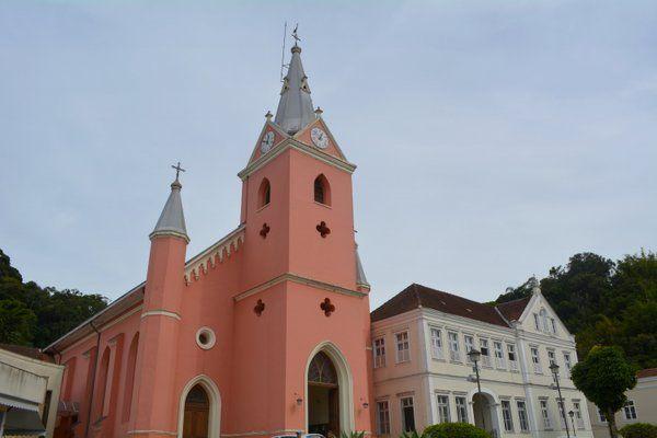 Iglesia Matriz Sagrado Corazón de Jesús Petropolis Rio de Janeiro