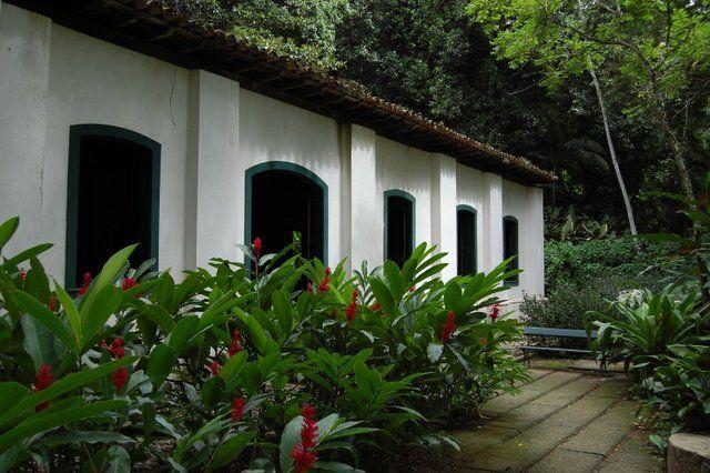 Casa dos Pilões Jardin Botanico Rio de Janeiro