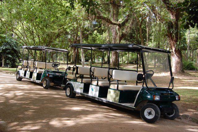 Carritos eléctricos Jardin Botanico Rio de Janeiro