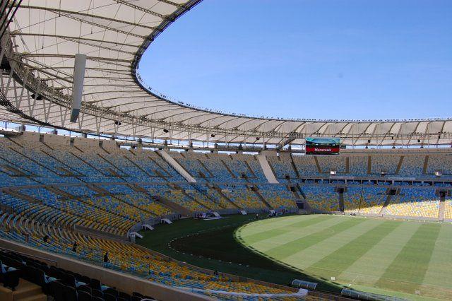 Estadio Maracaná Monumentos de Rio de Janeiro