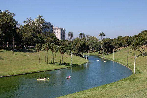 Lagunal de la Quinta da Boa Vista rio de janeiro