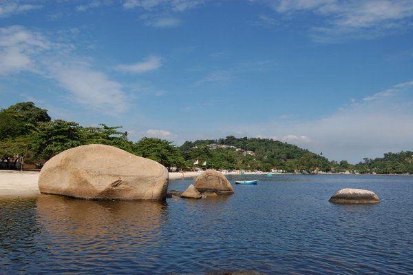 Playa José Bonifacio Isla de Paqueta Rio de Janeiro