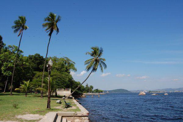 Isla de Paquetá Alrededores de Rio de Janeiro