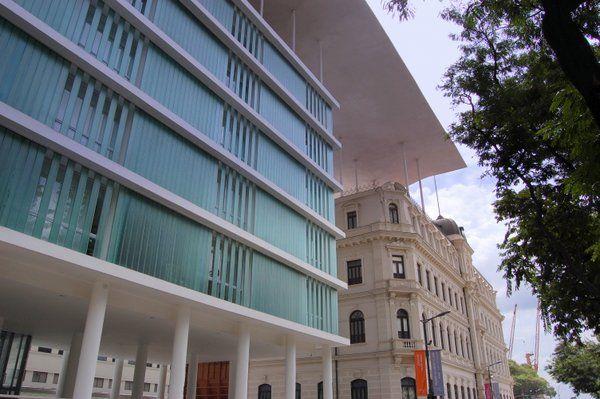 Museo de Arte de Rio MAR Rio de Janeiro