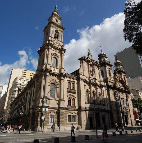 Iglesia Nossa Senhora do Carmo Rio de Janeiro