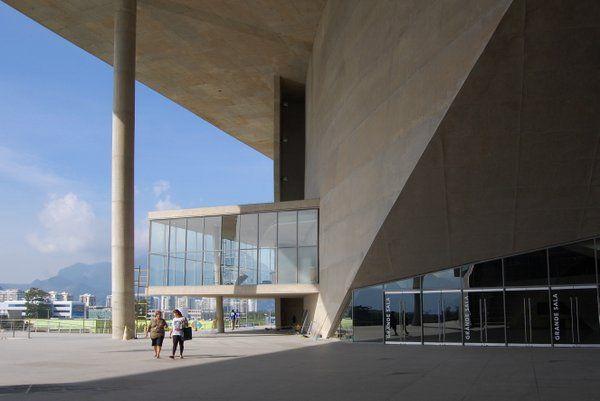 Ciudad de las Artes Centros Culturales de Rio de Janeiro