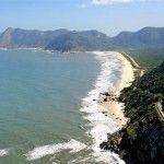Parque Grumari Areas verdes de Rio de Janeiro