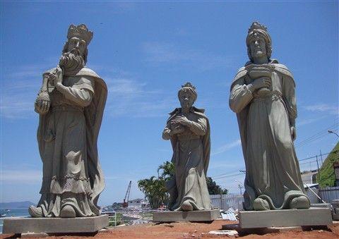 Monumento a los Tres Reyes Magos Angra dos Reis Rio de Janeiro