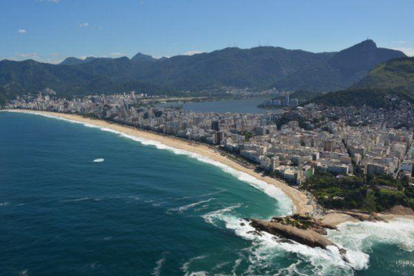 Playa de Ipanema Rio de Janeiro