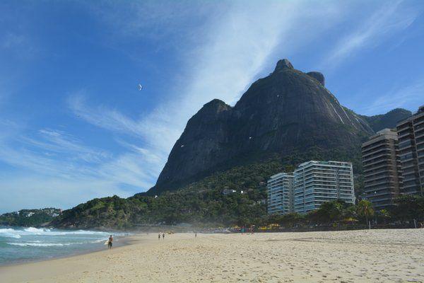 Playa de São Conrado Playas de Rio de Janeiro