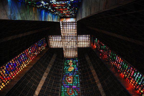 Catedral Metropolitana de Rio de Janeiro Imperdibles de rio de janeiro