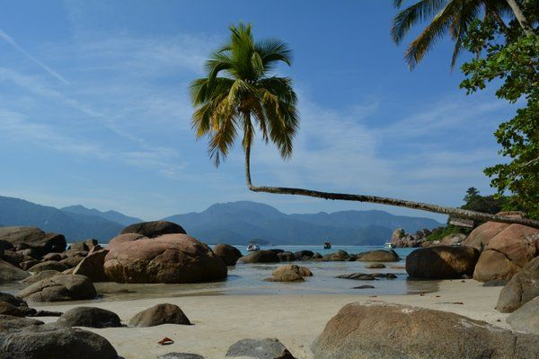 Playa do Aventureiro Isla Grande Ilha Grande Rio de Janeiro
