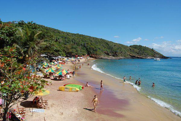 Playa de João Fernandes Búzios Buzios Rio de Janeiro