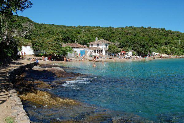 Playa de Azeda Búzios Buzios Rio de Janeiro