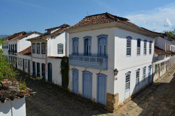 La arquitectura colonial de Paraty le da un carácter único Rio de Janeiro