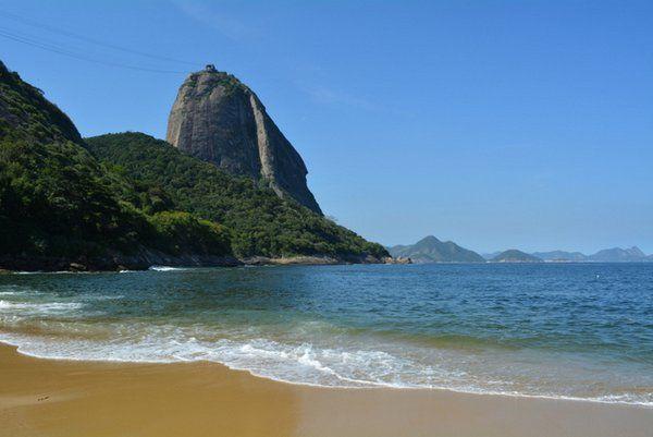 Playa Vermelha Playas de Rio de Janeiro