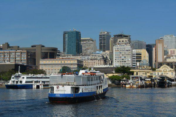 Barcas Como moverse en Rio de Janeiro