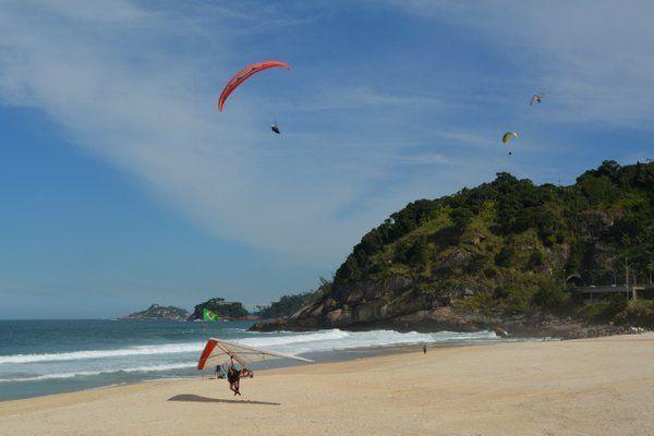 Playas de Rio de Janeiro Sao Conrado
