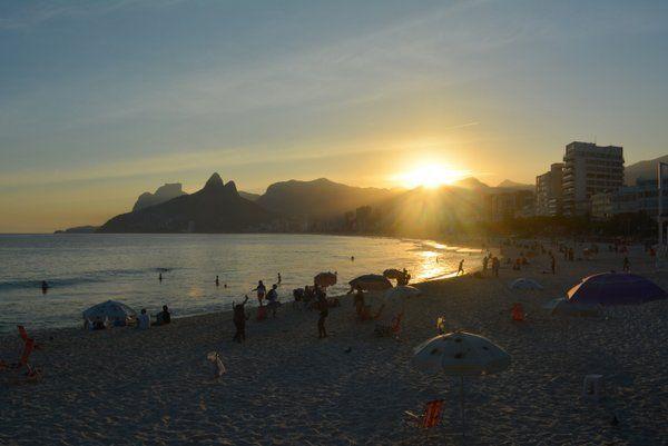 Playas de Rio de Janeiro Ipanema
