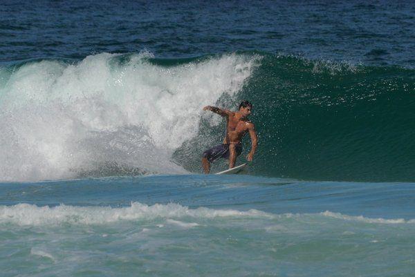 Playas de Rio de Janeiro Surf en Sao Conrado
