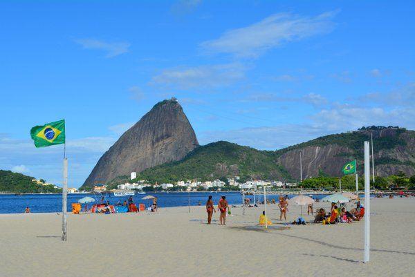 Flamengo Playas de Rio de Janeiro