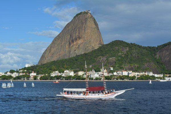 Vista del Pan de Azúcar Rio de Janeiro Brasil
