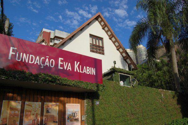 Acceso a la Fundación Casa Museo Eva Klabin Rio de Janeiro