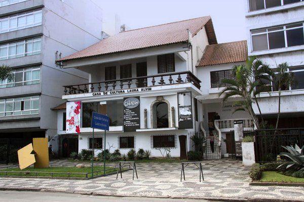 Casa de Cultura Laura Alvim centros culturales en Rio de Janeiro