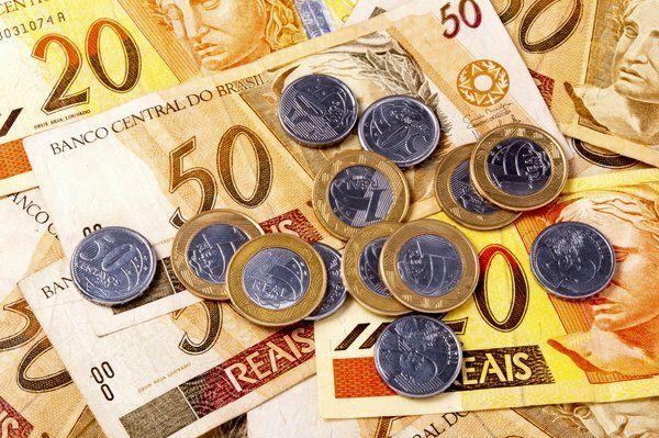 monedas y billetes de brasil vacaciones en Río de Janeiro