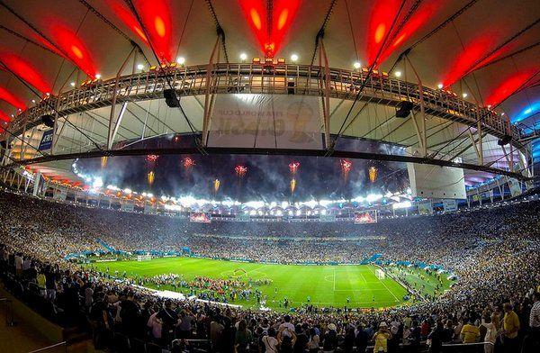 Futbol en Rio de Janeiro