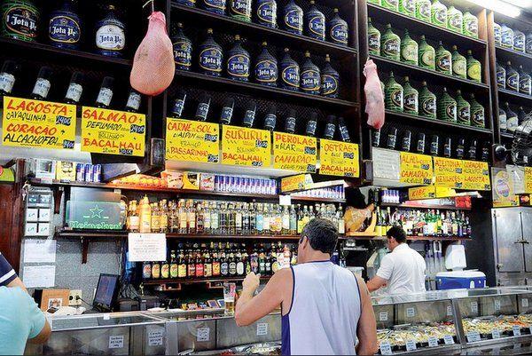Adega Perola bares patrimoniales bares en Rio de Janeiro