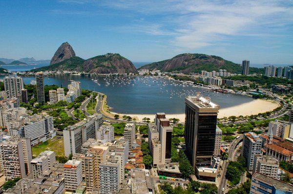 selva y ciudad entrelazadas en rio de janeiro ciudad maravillosa
