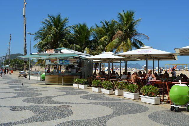 Restaurantes en Copacabana Rio de Janeiro